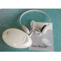 Wholesale Anti Electroshock Sound C Baby Heartbeat Doppler Baby Monitor With CE Approved from china suppliers