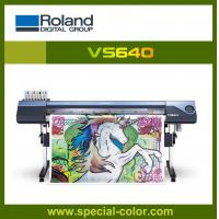 Wholesale original Roland VS640 print and cut.vinyle,banner.one way vision printing from china suppliers