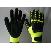 Wholesale TPR Back Sewing Mechanic Work Gloves Eco Friendly Reducing Hand Fatigue from china suppliers