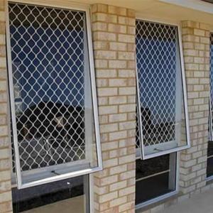 Aluminum Diamond Grille for Security Window/Doors Mesh | 67