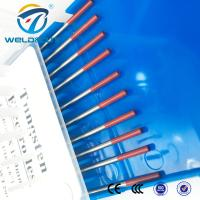 Wholesale 2 thoriated tungsten electrode msds WT20 WL20 WC20 tig welding rod from china suppliers