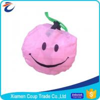 Wholesale Promotional Custom Made Fabric Shopping Bags Cute Smiley Face Appearance from china suppliers