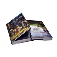 Wholesale Professional Hardcover Book Printing Services / Hardback Cook Book Printing from china suppliers