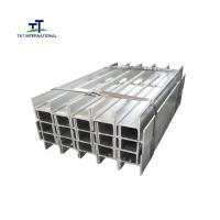 Wholesale Hot Rolled Steel H Beam 150x150x7x10 8mm - 64mm Flange Thickness from china suppliers