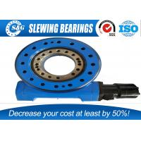 China Thinner WEA9 slewing ring drives as rotation parts for construction equipment on sale