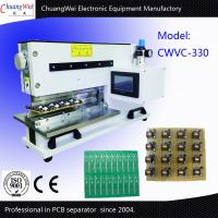 China PCB Separator Machine For Automotive Electronics Industry With Straight Blades on sale