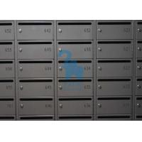China Lockable Stainless Steel Mail Sorter Cabinet For Office 790 * 350 * 1640mm wholesale