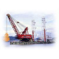 Wholesale Clamshell Grab Dredger Offshore Marine Cranes Ocean River Construction Floating Crane from china suppliers