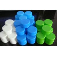 China Food grade Mineral Water Bottle Cap 30mm Diameters no other impurities on sale