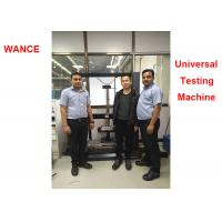 Wholesale 1000mm Test Width Electromechanical Universal Testing Machine For Automotive Seat Compression from china suppliers