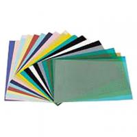 China Non-toxic 0.10 - 0.50mm Heat-resistant Clear PVC Binding Cover, heat binding covers on sale
