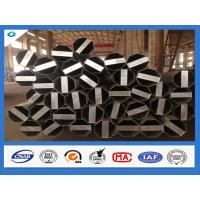 Wholesale Q345 Steel Material 40FT Hot Dip Galvanized Electric Steel Pole from china suppliers