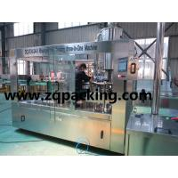Wholesale Monoblock Automatic bottled Carbonated Gas water production line from china suppliers