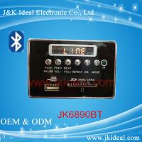 Wholesale JK6890BT   SD card usb aux fm bluetooth mp3 player module for amplifier from china suppliers