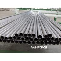 Wholesale ASTM B338 Gr1 Industrial Pure Titanium Exhaust Tubing Customized Length from china suppliers