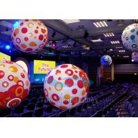 Wholesale Entertainment Air Filling Helium Balloon Waterproof 12 - 18 KPA Air Pressure from china suppliers
