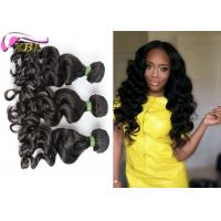 ... Human Hair Extensions Loose Body Wave Can Be Dyed Well One Donor Hair