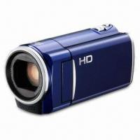 Wholesale Digital Vedio Camera with 8GB Internal Flash Memory and 14.0-megapixel Camera, Auto-intelligent from china suppliers