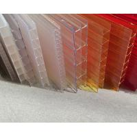 High Way Sound Insulation Polycarbonate Hollow Sheet