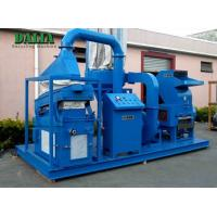 Wholesale Continuous Feed Scrap Copper Wire Granulator 3400kg Weight Intelligent Operation from china suppliers