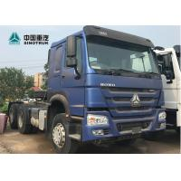 Wholesale 6 X 4 10 Wheels Prime Mover Truck Euro2 420hp Heavy Duty Tractor Head from china suppliers