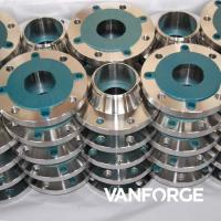Wholesale ASME SA182 PN16 Stainless Steel Weld Neck Flange , Forged Stainless Flanges from china suppliers