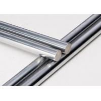 Wholesale 1045 / 45C Hard Chrome Plated Steel Rod  Chrome Round Bar 800 - 1200 HV Surface Hardness from china suppliers