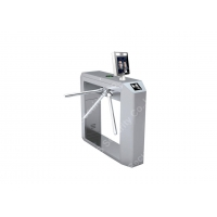 Wholesale Two Ways Samrt Waist Height Turnstiles Parking System High Security Gate from china suppliers