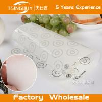 Wholesale China wholesale Heat resistant rectangle fiberglass silicone baking mat with FDA//LFGB approval from china suppliers