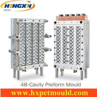 China 48 cavity PET preform mold with hot runner wholesale