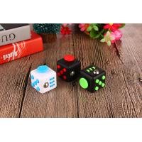 Wholesale Creative Intelligent Autism Fidget Toys Anti Stress Fidget Cube 11 Colors from china suppliers