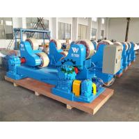 Automatic Vessel Turning Rolls , Heavy Duty Self Aligning Rotator CE Approved