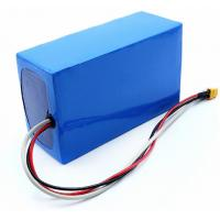 Wholesale High Capacity 20ah Lithium Ion Battery , 48v 20AH Battery Pack from china suppliers
