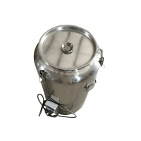 Wholesale Automatic Heating Honey Bottling Tank Stainless Steel Honey bucket from china suppliers
