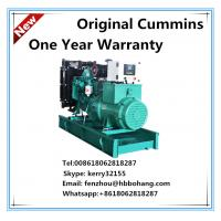 Cummins 60hz diesel generator set 30kw of item 105883689 - Diesel generators pros and cons ...
