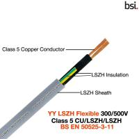 Pvc Class 5 Cable : Class conductor v armoured control cable of item