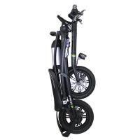 Wholesale Personalized Folding Electric Bike High Speed Brushless Motor 36V 250W Disc Brake from china suppliers