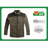 Softshell Windstopper Hunting Fleece Clothing With ISO9001 Approved