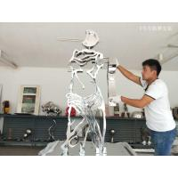 Wholesale 316 L stainless steel sculpture with mirror polish ,designed by artist for exhibition ,China metal Sculpture supplier from china suppliers
