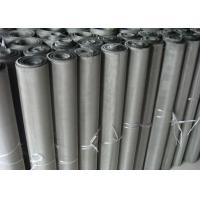 Standard Wire Diameter Stainless Steel Wire Mesh 200 Micron Corrosion Resistant