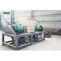 Wholesale ISO9001 Safety Industrial Wood Crusher , Wood Chipper Shredder High Capacity from china suppliers