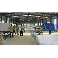 Quality Continuous Polystyrene Sponge Foam Manufacturing Equipment For Mattress / Pillow for sale
