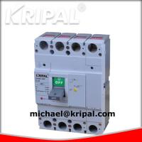 China Earth leakage protection circuit breaker MCCB 400A on sale