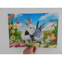 Wholesale OK3D HOT SALE  3 d lenticular painting photo-3 d landscape 3d image show 3d depth effect with flip motion zoom from china suppliers