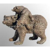 Wholesale Bronze Bear Sculpture (TPX-0769) from china suppliers