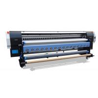 Wholesale 3.2m Eco solvent printer 2pcs Dx5 heads,FACTORY PRICE from china suppliers