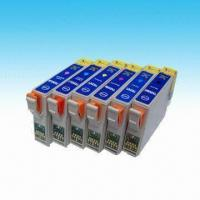 Wholesale Compatible Ink Cartridge with Epson T0811,T0811N Series for TX700W/TX800W/Photo1410 from china suppliers