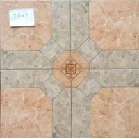 Multicolor Ink-jet printing Glazed Rustic Tiles Glazed Ceramic Tiles 300x300mm OEM