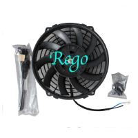 Plastic Material Universal Radiator Cooling Fan , Aftermarket Electric Cooling Fans