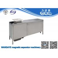 Wholesale 12 Layer Permanent Magnetic Separator Cabinet With Rare Earth Neodymium Magnets from china suppliers